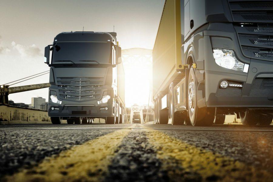 Truck Trabsport
